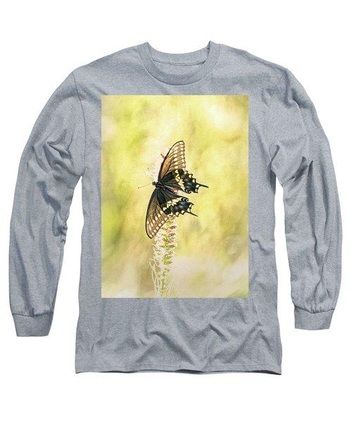 Prairie Butterfly 2 Long Sleeve T-Shirt