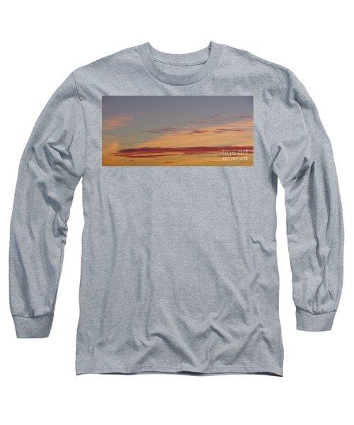Prairie Sunset 2 Long Sleeve T-Shirt
