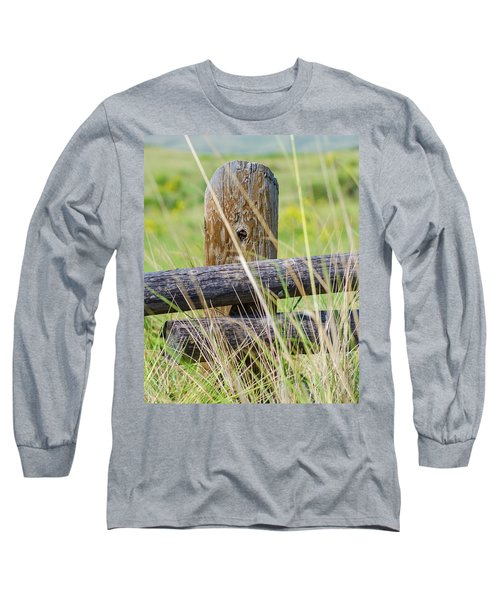 Prairie's Edge Long Sleeve T-Shirt