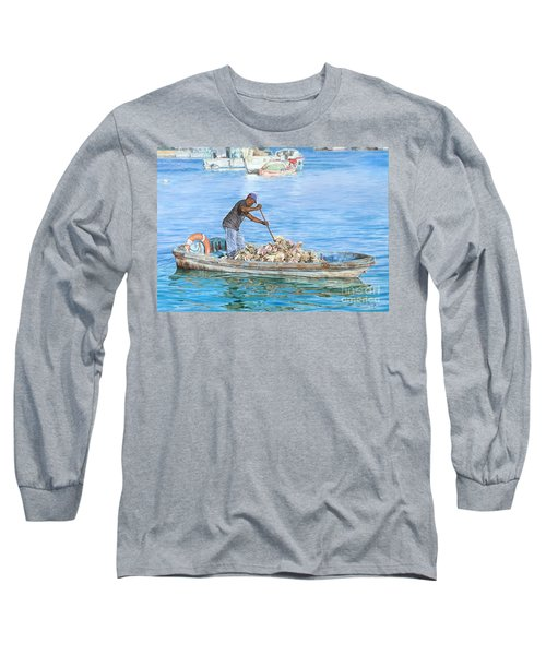 Precious Cargo Long Sleeve T-Shirt