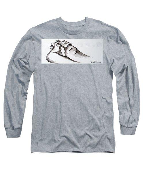 Preening Long Sleeve T-Shirt