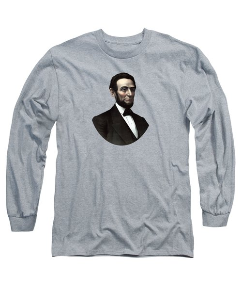 President Abraham Lincoln  Long Sleeve T-Shirt