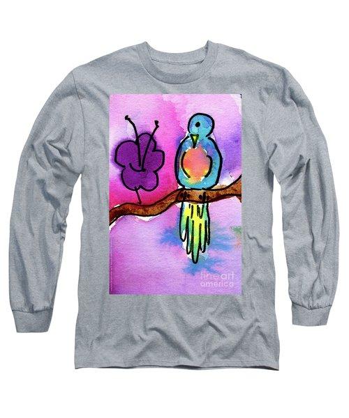 Pretty Bird Long Sleeve T-Shirt