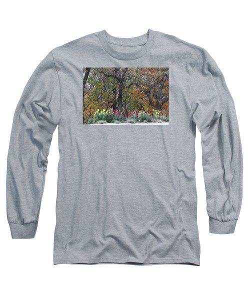 Pretty Display Long Sleeve T-Shirt
