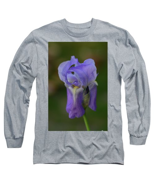 Pretty In Purple Long Sleeve T-Shirt
