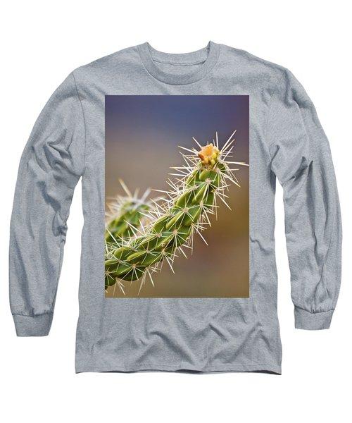 Prickly Branch Long Sleeve T-Shirt