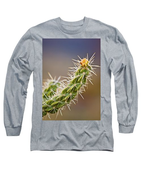 Prickly Branch Long Sleeve T-Shirt