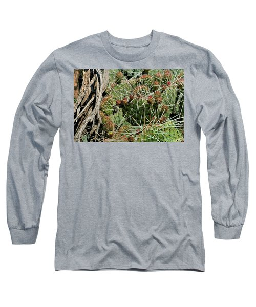 Prickly Pear Revival Long Sleeve T-Shirt