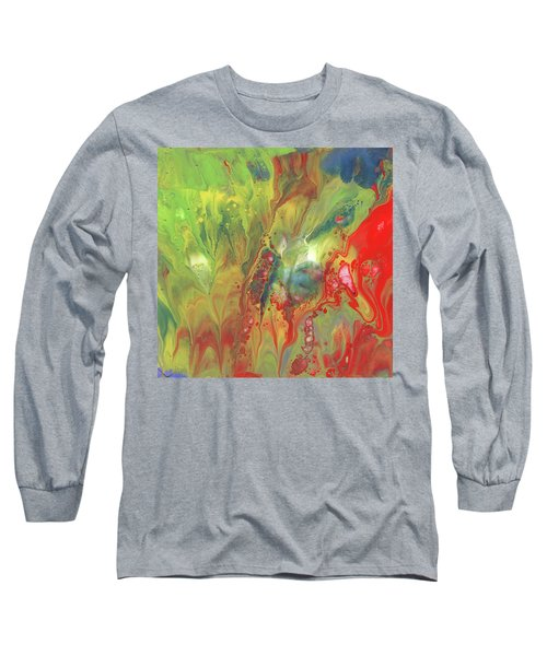 Primary Party Long Sleeve T-Shirt