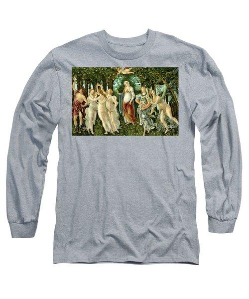 Primavera Or Spring Long Sleeve T-Shirt