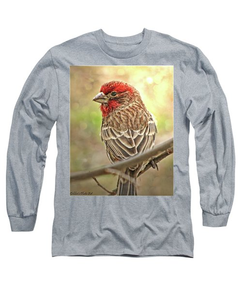 Long Sleeve T-Shirt featuring the photograph Prince  by Debbie Portwood