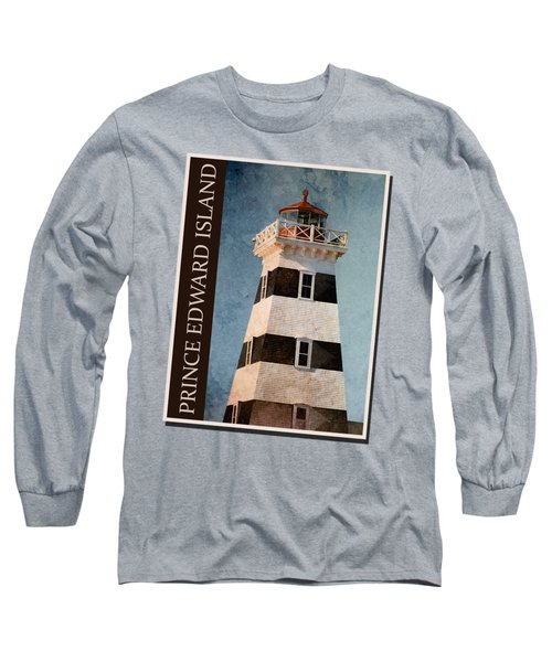 Prince Edward Island Shirt Long Sleeve T-Shirt