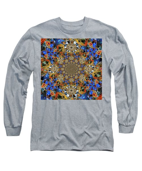 Prismatic Glasswork Long Sleeve T-Shirt