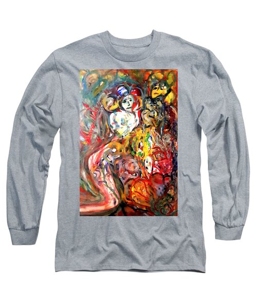 Prison Of Love 5 Long Sleeve T-Shirt
