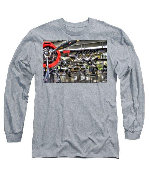 Prop Long Sleeve T-Shirt