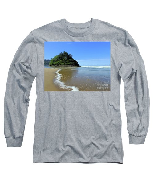Proposal Rock Coastline Long Sleeve T-Shirt