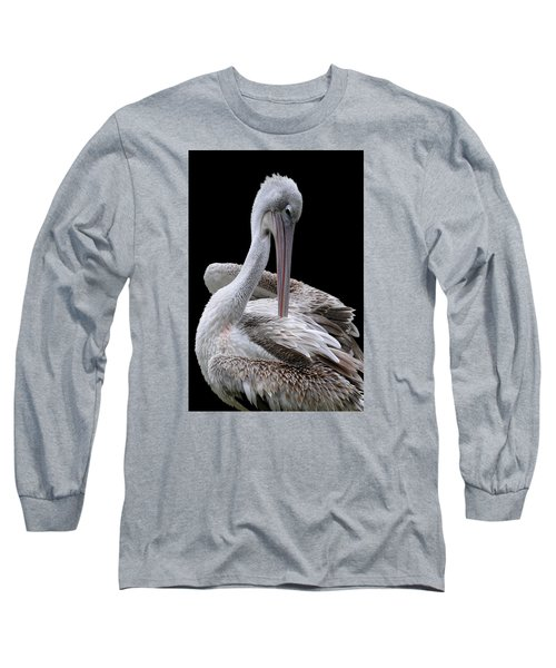 Prospecting - Pelican Long Sleeve T-Shirt