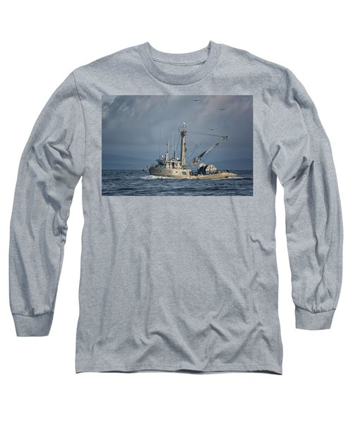 Long Sleeve T-Shirt featuring the photograph Prosperity 2 by Randy Hall