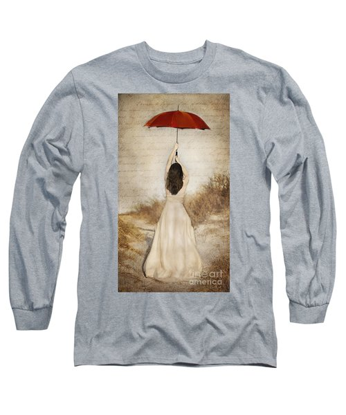 Protection Painted Lady Long Sleeve T-Shirt