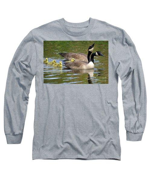 Proud Pappi Long Sleeve T-Shirt