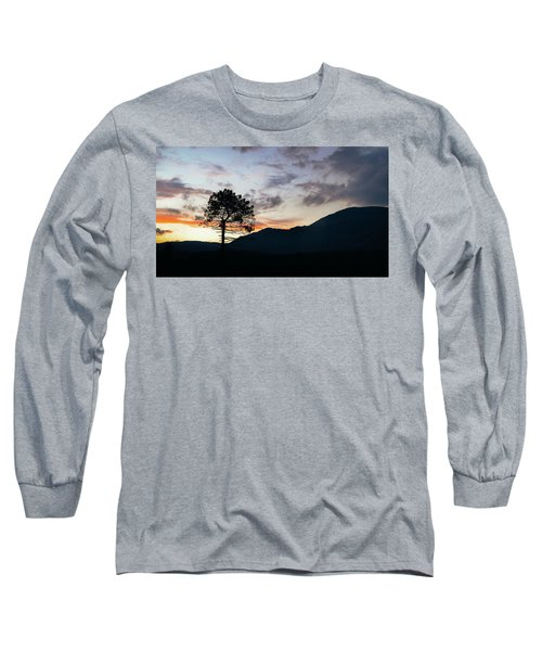 Provence, France Sunset Long Sleeve T-Shirt