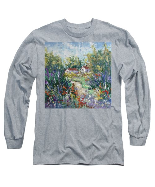 Provence Path Long Sleeve T-Shirt