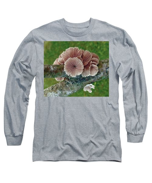 Psychedelichen Long Sleeve T-Shirt