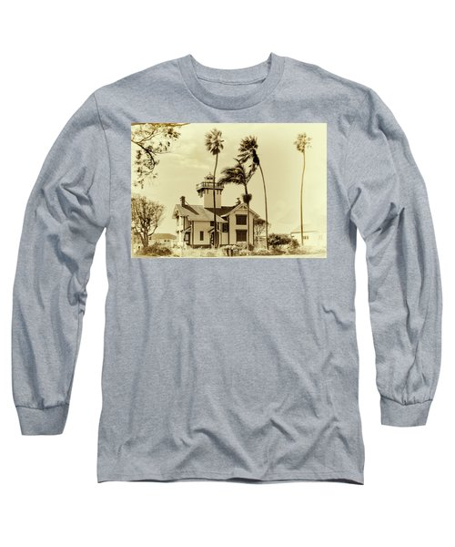 Pt. Fermin Lighthouse Long Sleeve T-Shirt