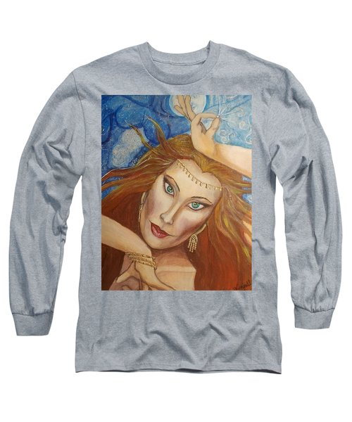 Ptraci Dancing On The Disc Long Sleeve T-Shirt