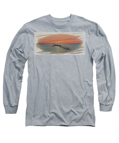 Puerto Progreso Vl  Long Sleeve T-Shirt
