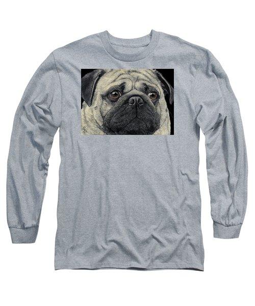 Pugshot Long Sleeve T-Shirt