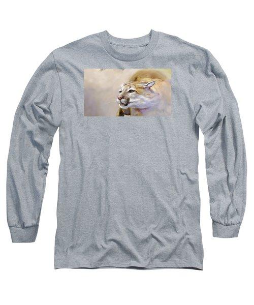 Puma Action Long Sleeve T-Shirt