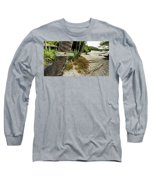 Pura Vida Long Sleeve T-Shirt