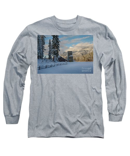Purcell Barn Long Sleeve T-Shirt