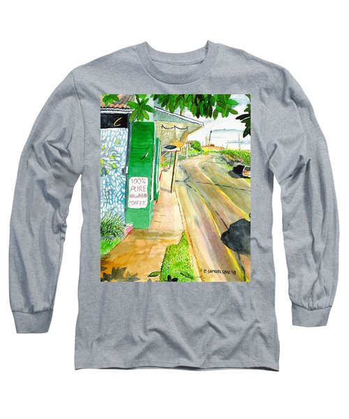 Pure Hawaiian Long Sleeve T-Shirt