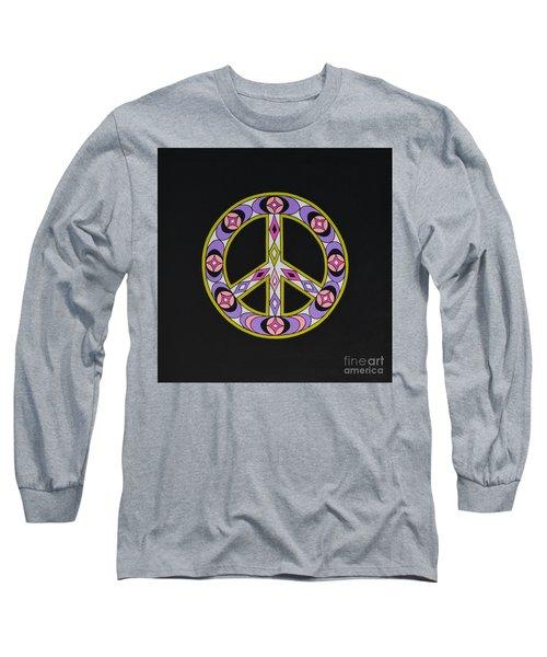 Pure Peace Long Sleeve T-Shirt