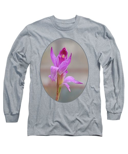 Purple Delight Long Sleeve T-Shirt