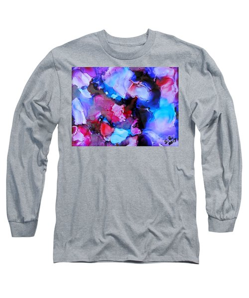 Purple Magic Long Sleeve T-Shirt
