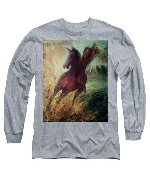 pursuit of Avshalom Long Sleeve T-Shirt