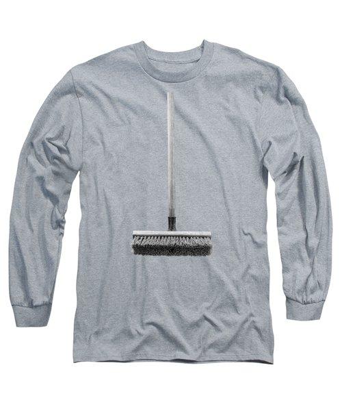 Push Broom Long Sleeve T-Shirt