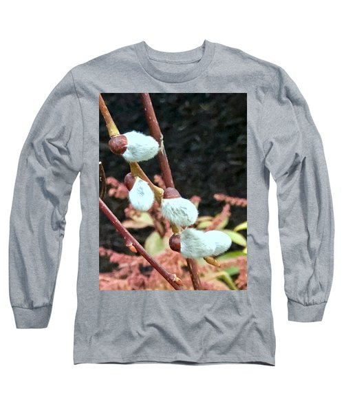 Pussywillow Long Sleeve T-Shirt