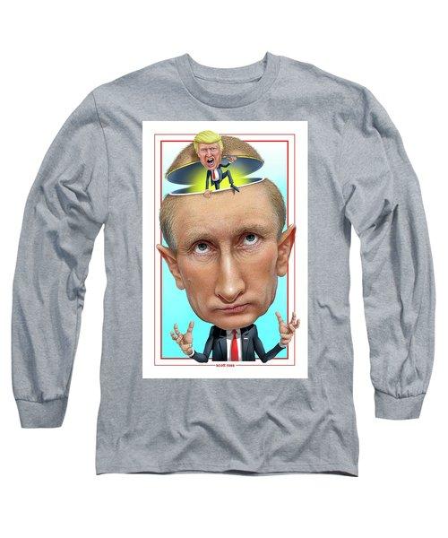 Putin 2016 Long Sleeve T-Shirt