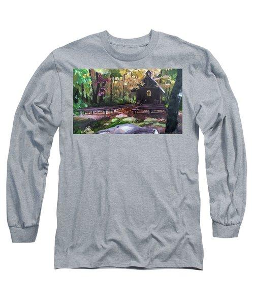 Pvm Outdoor Chapel Long Sleeve T-Shirt