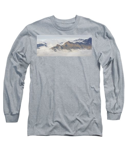 Pyrenean Heights Long Sleeve T-Shirt