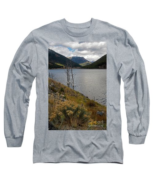 Quake Lake Long Sleeve T-Shirt