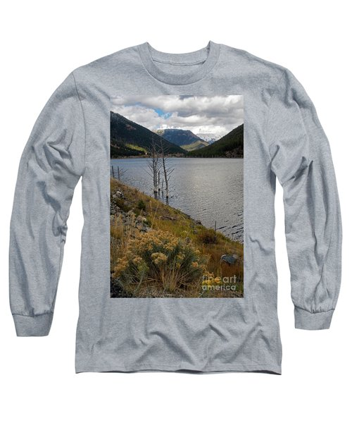 Quake Lake Long Sleeve T-Shirt