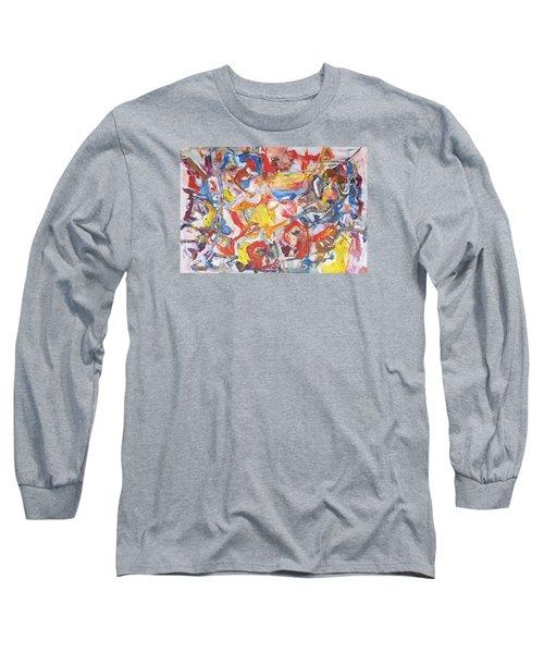 Qualia Long Sleeve T-Shirt