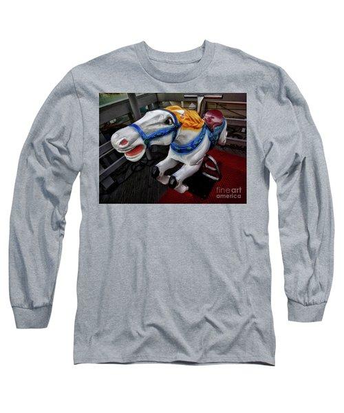 Quarter Horse Long Sleeve T-Shirt