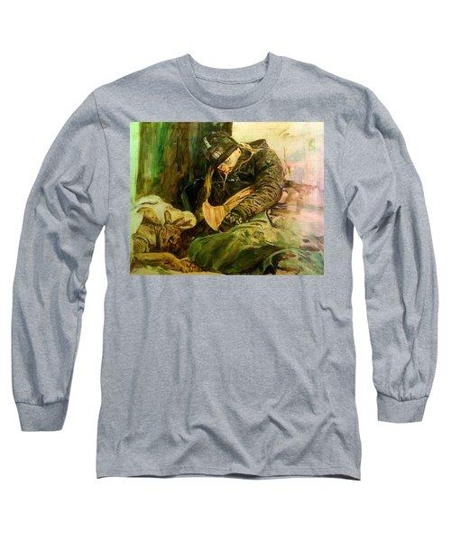 Quarter Million Homeless 2017 Long Sleeve T-Shirt