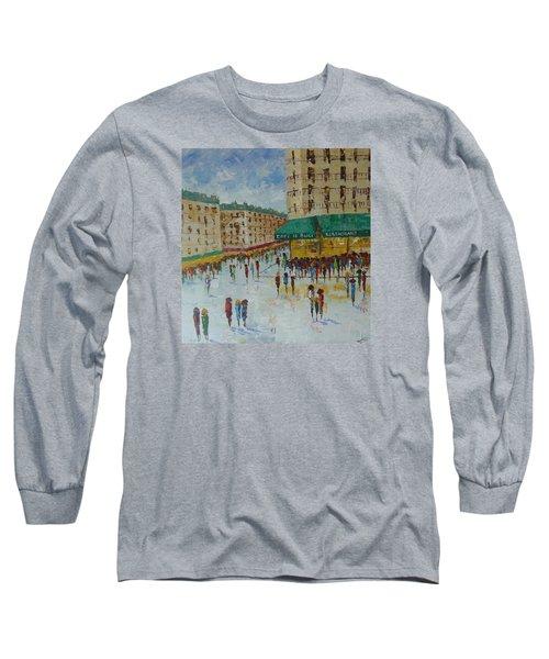 Quartier Latin Paris Long Sleeve T-Shirt
